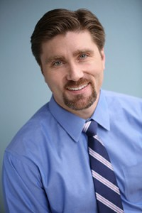 Dr. Brian Baird, Vancouver based cosmetic dentist