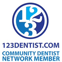 Proud member of the 123 Dentist Network